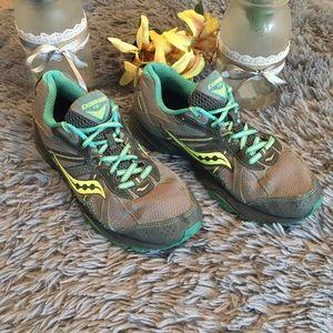 Saucony Excursion Tr7 Shoes Size 10 W